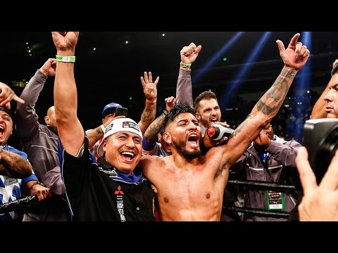 Abner Mares: Post-Fight Interview | SHOWTIME CHAMPIONSHIP BOXING