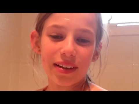 My ice bath challenge!!😰😰😤😅