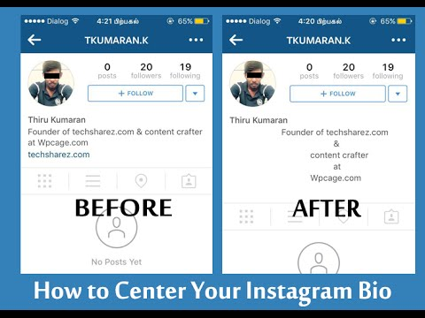How to write a cool bio on instagram