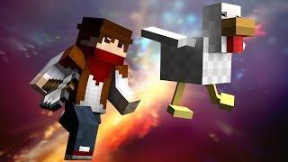 ПРЯЧЬ КУРИНЫЙ ЗАД (Minecraft)