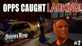 """LOC DOG GETTING TO THE MONEY! ( FUNNY """"SAINTS ROW"""" GAMEPLAY #2)"""