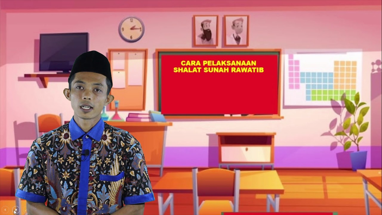 "Video Pembelajaran Kelas 3 Mata Pelajaran Fiqih Materi ""Sholat…"