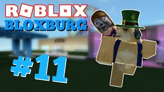 PEOPLE IN THIS GAME ARE SO WEIRD | Roblox Welcome to Bloxburg Gameplay #11