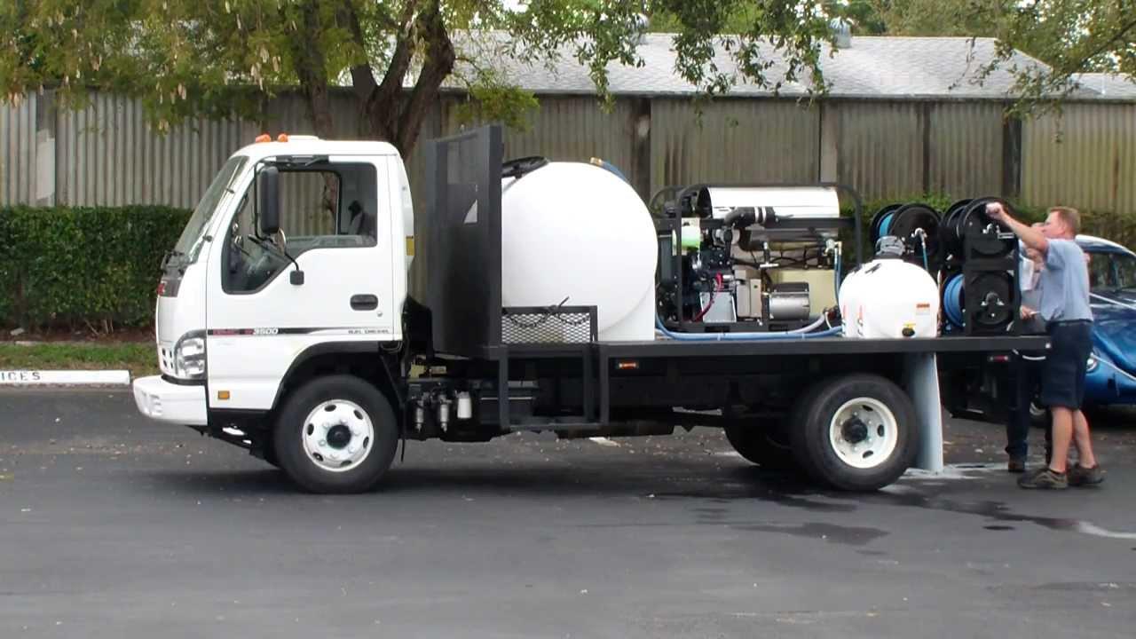 Diesel Powered Hot Water Pressure Washers For Sale Dan Swede 800 666 1992 Sales Hcsclean Com Youtube