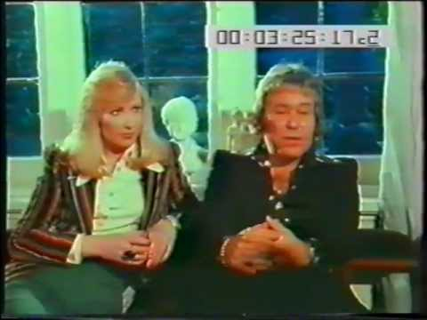 Johnny O'Keefe & Dinah Lee 1974 Interview