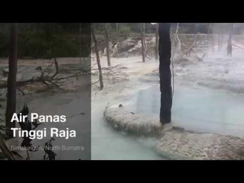 Air Panas Tinggi Raja, fenomena alam dan kebijaksanaan pariwisata