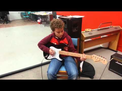 Georgetown Music Lessons Guitar Feature