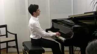 Skryabin - Sonata n.5 in fa diesis maggiore op.53