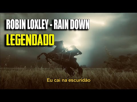 Robin Loxley -