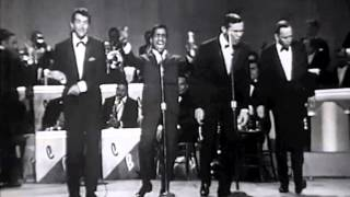 Rat Pack - Birth of the Blues (Live In St. Louis, MO. - 1965)