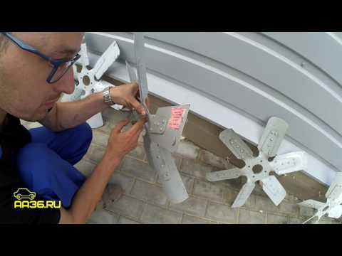 Крыльчатки вентилятора в ассортименте Камаз Маз ЯМЗ (Азбука Автозапчастей Острогожск)
