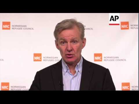 UN official on ongoing humanitarian crisis in Syria