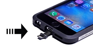 How to charge your iPhone without wires!