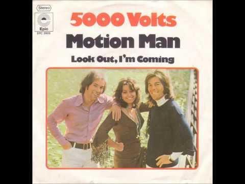 5000 Volts - Motion Man