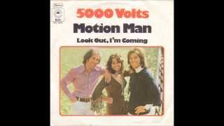 5000 Volts - Motion man (HQ) 1979