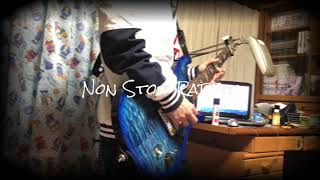 ノンラビのPLOW NOW弾いてみました! 途中変な方向むいてるのはすみませ...