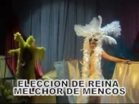 ELECCION DE REINA EN MELCHOR DE MENCOS MEGA EVENTO...