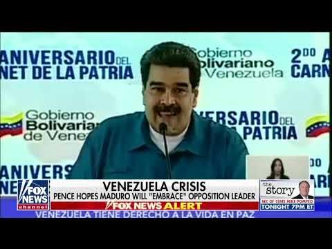 Venezuela&39;s Maduro Orders US Diplomats Gone Within 72 Hours