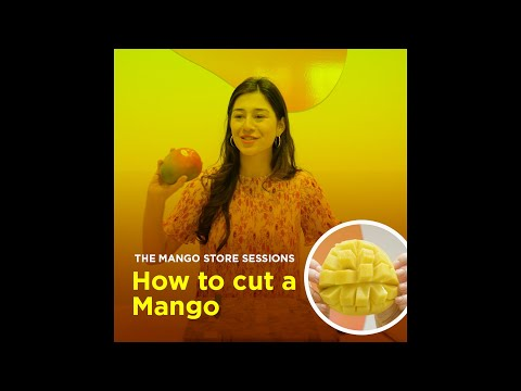 How to Cut a Mango | The Mango Store Sessions