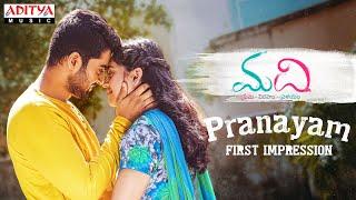 Pranayam Video Song | Madhi Songs | Shreeram Nimmala, Richa Joshi | Naga Dhanush | PVR Raja
