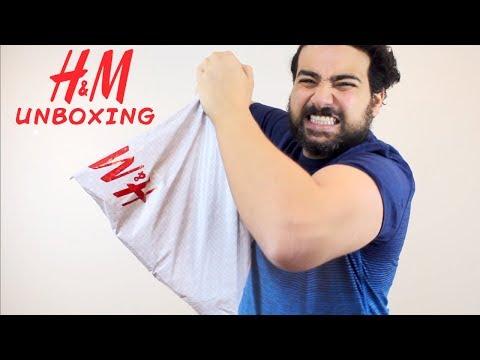 H&M Denim Jacket Unboxing
