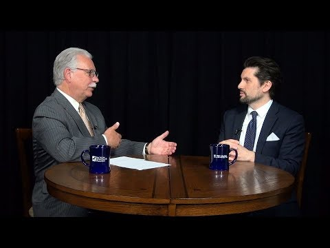 A Conversation with James Malatras, President Nelson A. Rockefeller Institute of Government