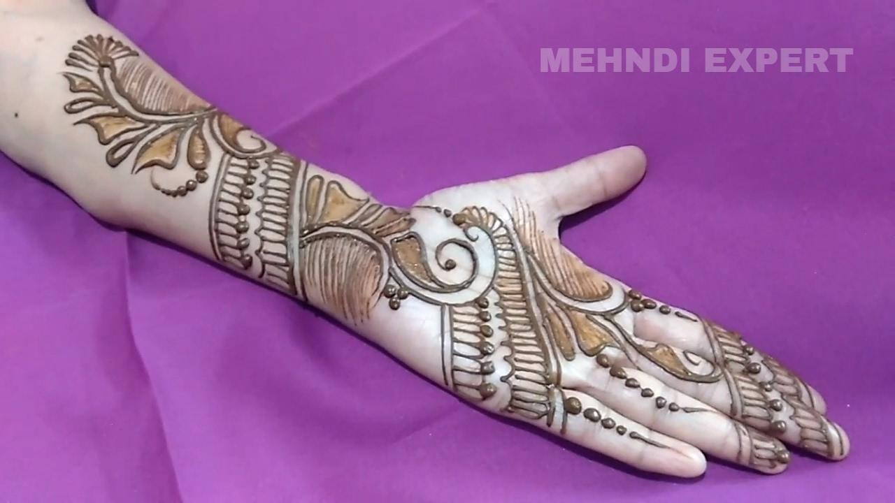 Mehndi Design Online Watch