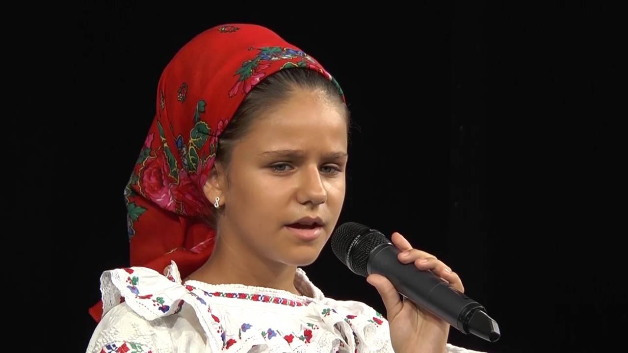 Suciu Romina- Trofeul HermannstadtFest- Muzica populara