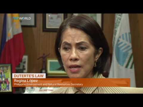 Money Talks: Philippines' mines closures