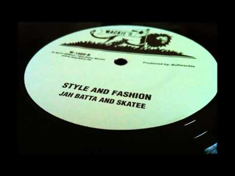 "Jah Batta and Skatee""Style and Fashion"""