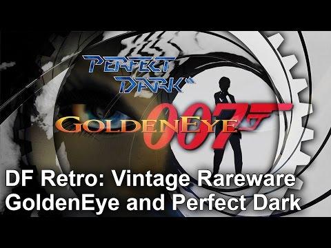 DF Retro: Rare's N64 Classics - GoldenEye and Perfect Dark