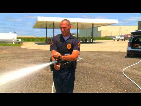Compressed Air Foam Cedar Falls Police