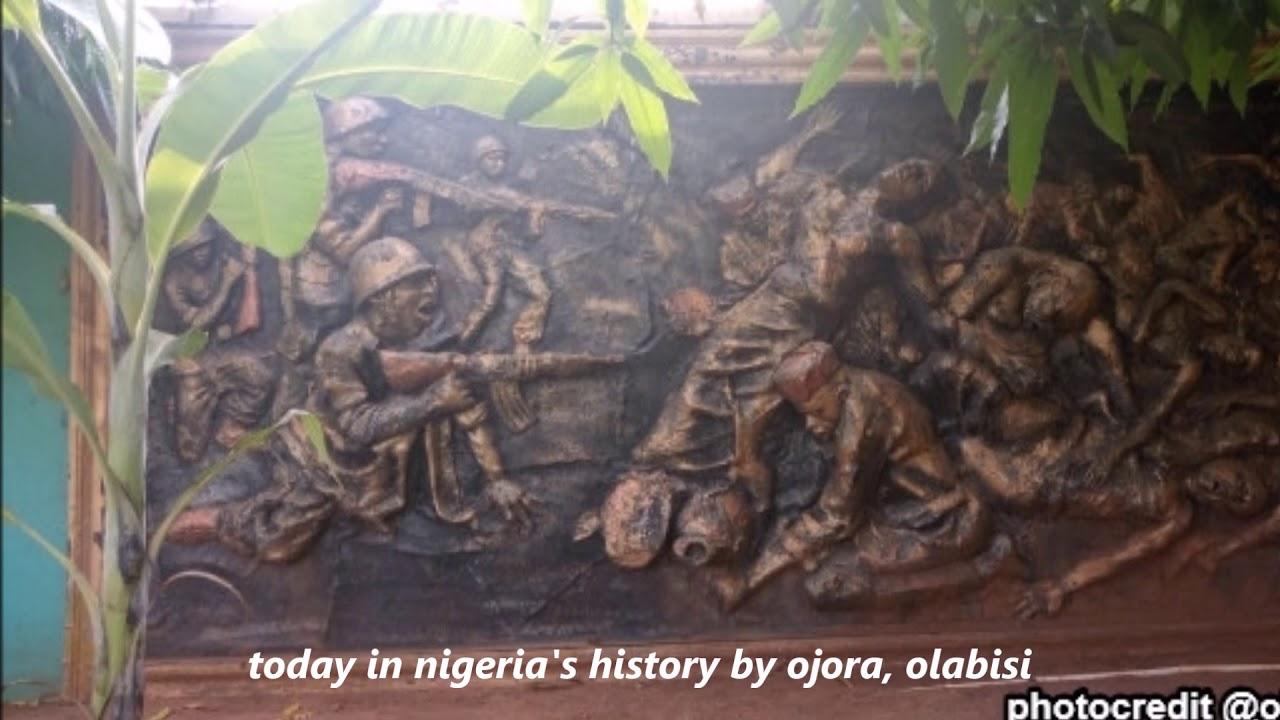 Download ASABA MASSACRE: SAD STORY OF A WAR