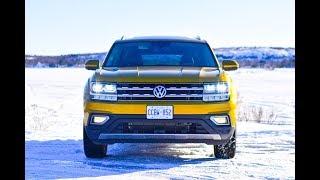 2018 Volkswagen Atlas 4Motion Execline
