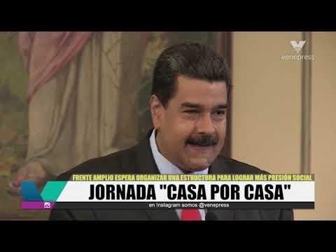 """Jornada """"Casa por Casa"""""""