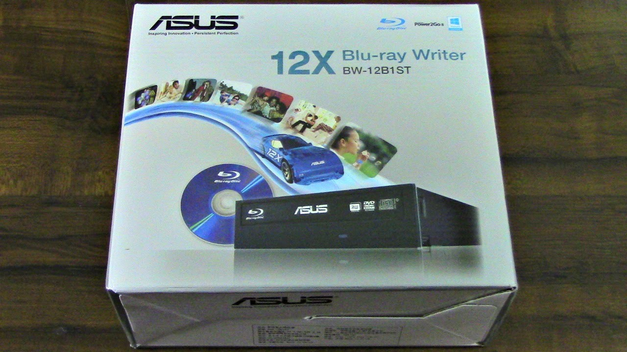 DOWNLOAD DRIVERS: ASUS BW-12B1STBLKGAS