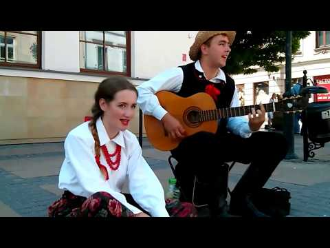 STREET MUSIC FROM POLAND: LUBLIN (1)
