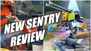 "NEW MOUNTED TURRET ""SENTRY"" REVIEW 