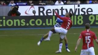 Reading vs Manchester United. Full Match Premier League 2007-2008