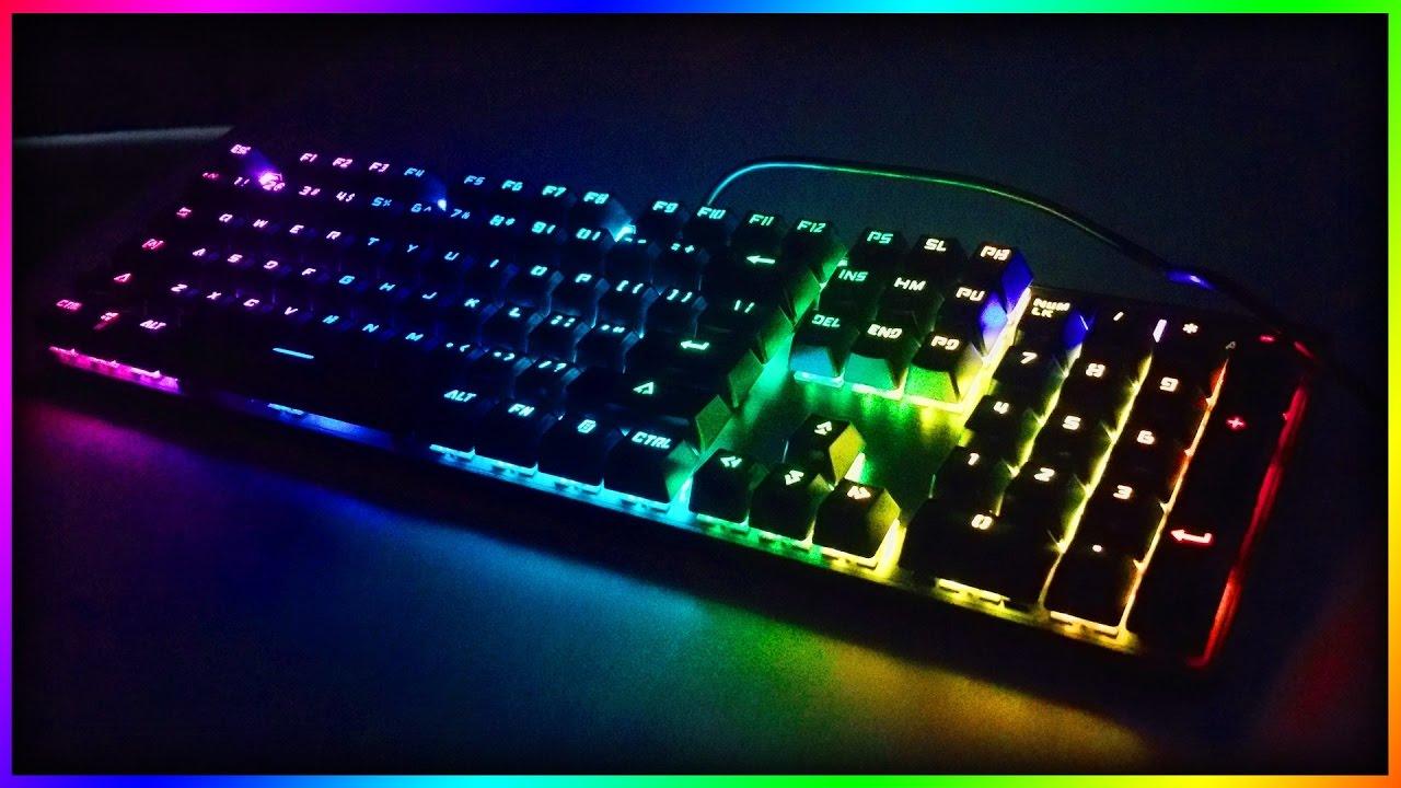 avoir un clavier gamer pas cher unboxing clavier km g3 youtube. Black Bedroom Furniture Sets. Home Design Ideas
