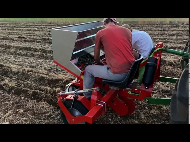 CHECCHI & MAGLI - F300L Saffron Planter - UMBRIA (ITALY)