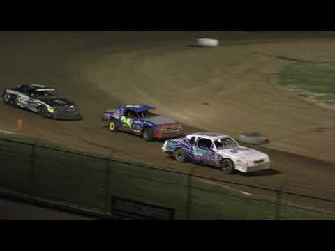9 15 18 Bomber Heat #1 Lincoln Park Speedway