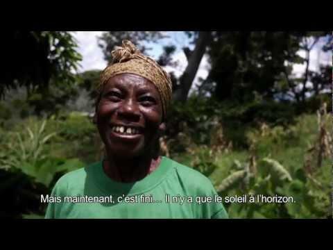 Where the Rain Falls - Tanzania Families (French)