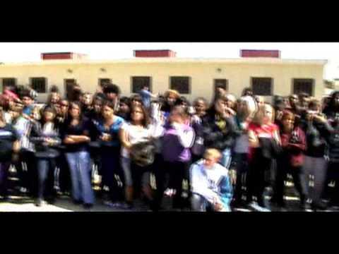Flip Major & AO perform at lucerne valley high school live pt 1