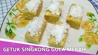 Resep Getuk Singkong Gula Merah Bahan : 1 kg singkong dikupas dan dicuci bersih 200 gr gula merah 3 sdm gula pasir 200 gr kelapa parut garam Follow ...