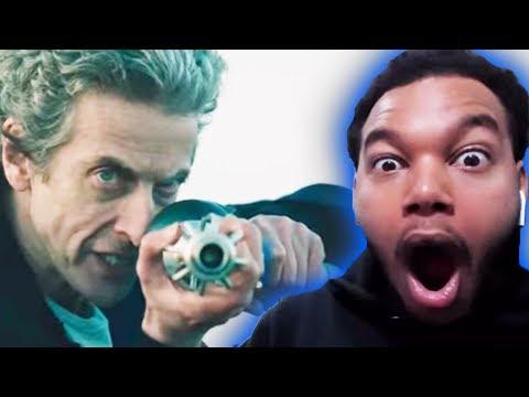 """D-D-DAVROS!?! Doctor Who Season 9 Episode 1 """"The Magician's Apprentice"""" REACTION!"""