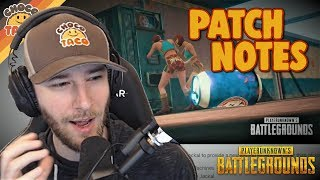 chocoTaco Shares His Thoughts on PUBG PC Update 5.1