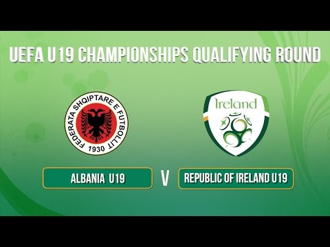 U19 highlights: Albania v Republic of Ireland