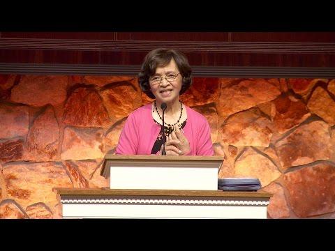 SỨ MẠNG CAO TRỌNG. Bà Mục sư Nguyễn Thỉ. Hội Thánh Tin Lành Orange.