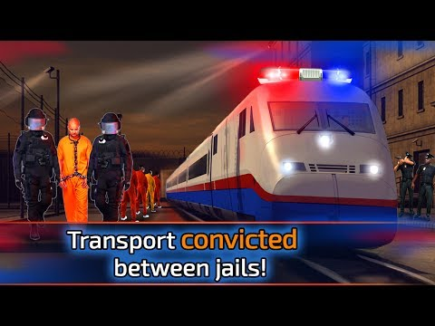Prison Transport Train Android Gameplay - 동영상